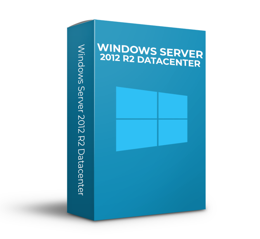 Microsoft Windows Server 2012 R2 Datacenter - 16 Cores