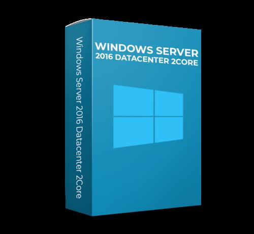 Microsoft Microsoft Windows Server 2016 Datacenter - 16 Cores