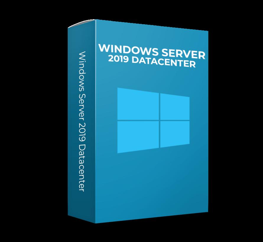 Microsoft Windows Server 2019 Datacenter - 16 Cores