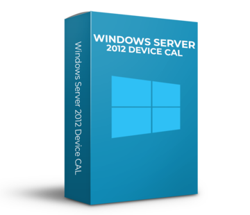Microsoft Windows Server 2012 Device CAL
