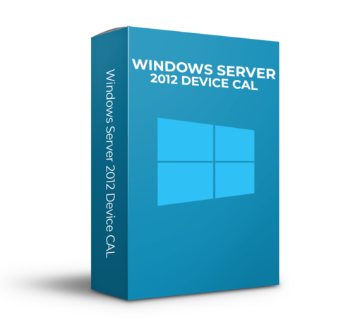 Microsoft Microsoft Windows Server 2012 Device CAL