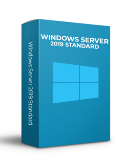 Microsoft Windows Server 2019 Standard  - 2Core