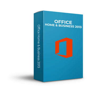 Microsoft Microsoft Office 2013 Home & Business