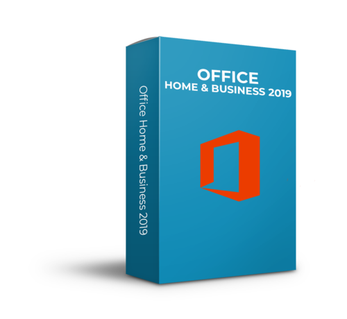 Microsoft Microsoft Office Home & Business 2019