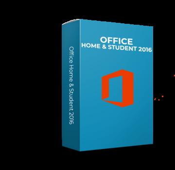 Microsoft Microsoft Office 2016 Home & Student