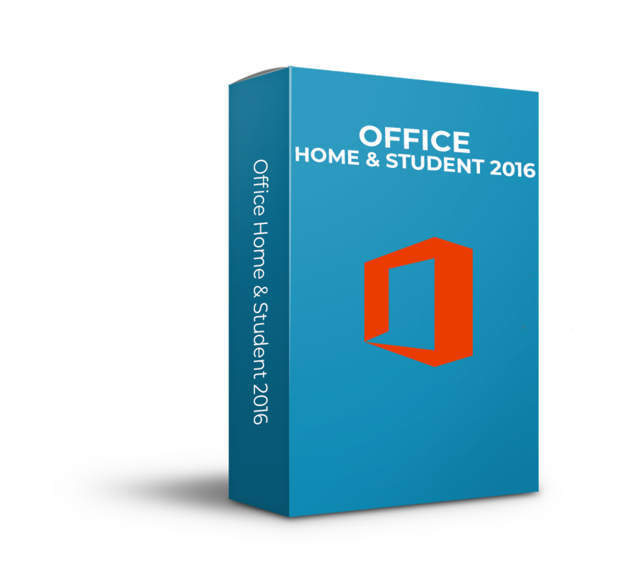 Microsoft 2016 Office Home & Student
