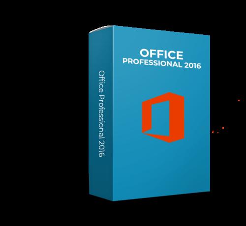 Microsoft Microsoft Office Professional 2016