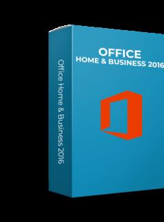 Microsoft Microsoft Office 2016 Home & Business (para Mac)
