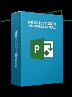 Microsoft Microsoft Project 2019 - Professional