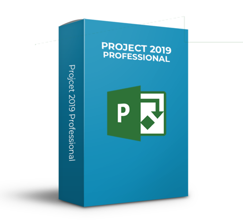 Microsoft Microsoft  Project 2019 Professional -