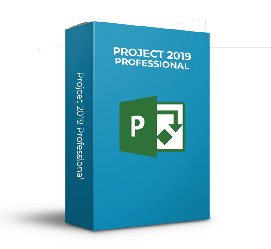 Microsoft  Project 2019 Professional -