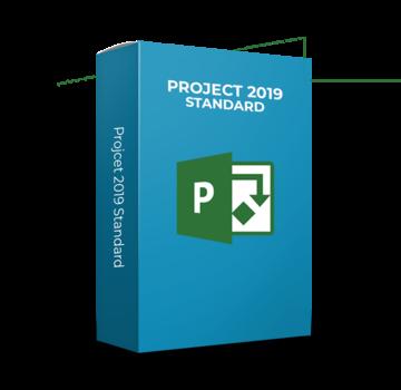 Microsoft Microsoft Project 2019 - Standard