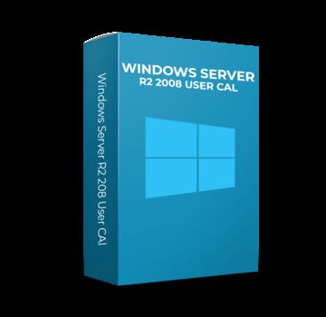 Microsoft Windows Server R2 2008 User CAL