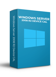 Microsoft Windows Server R2 2008 Device CAL
