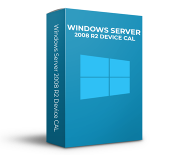 Microsoft Windows Server R2 2008 Device CAL