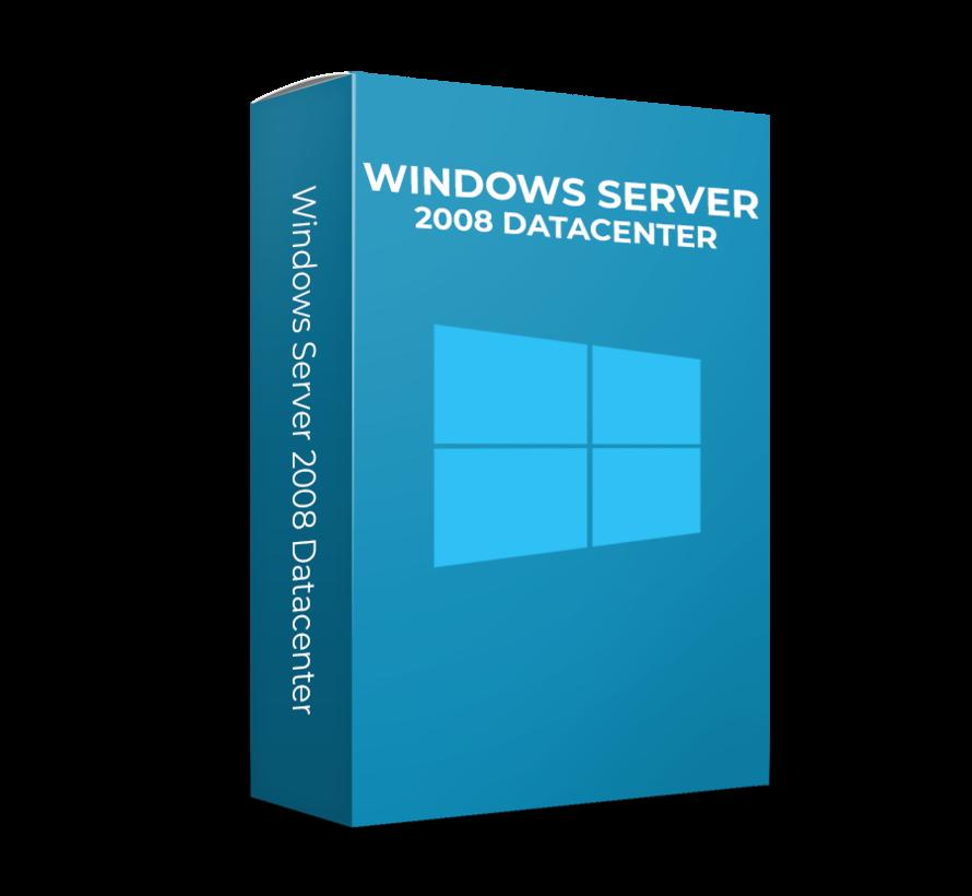 Microsoft Windows Server 2008 R2 Datacenter - 16 Cores