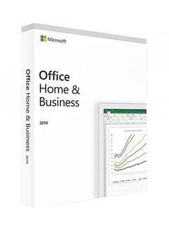 Microsoft Microsoft Office 2019 Home & Business Box Pack