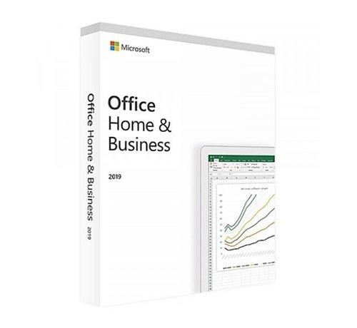 Microsoft Microsoft Office Home & Business 2019 - Box pack - Entrega fisica
