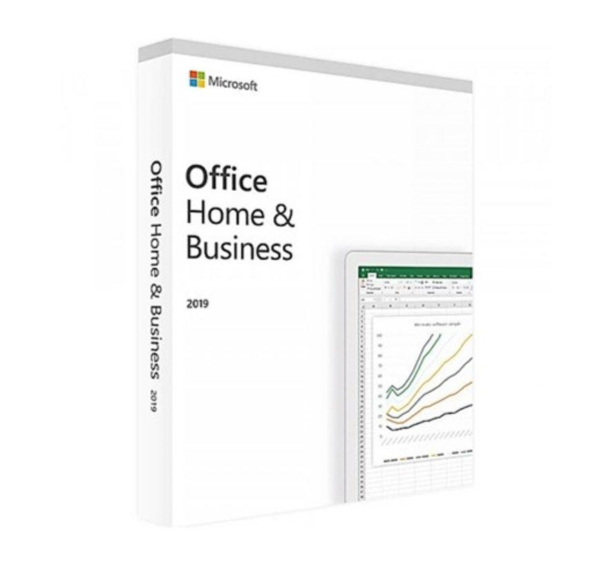 Microsoft Office Home & Business 2019 - Box pack - Entrega fisica