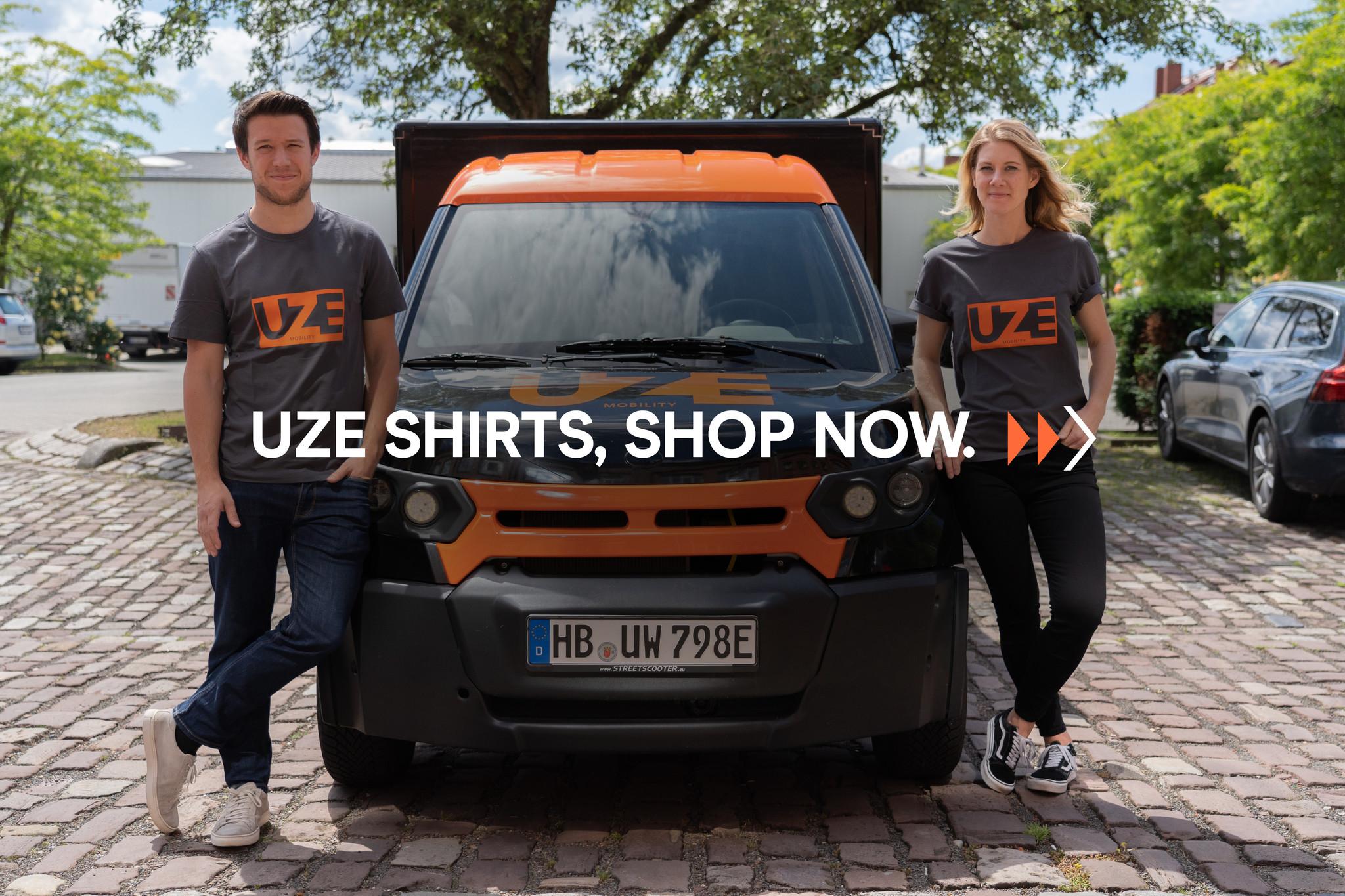 UZE T-Shirts