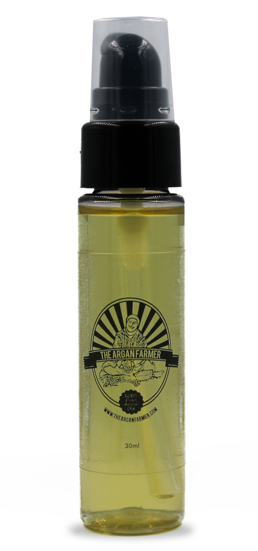 100% Pure Argan Oil-1