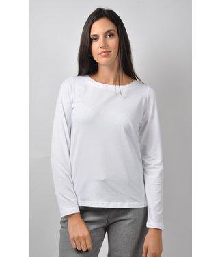 Blubianco Dames-t-shirt Blubianco