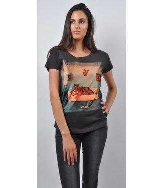 BASTILLE Dames-t-shirt BASTILLE