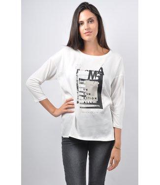 Marc Aurel Dames-t-shirt Marc Aurel