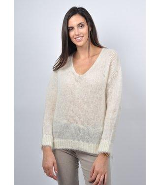 Les tricots de Léa Dames-pull les tricots de Léa