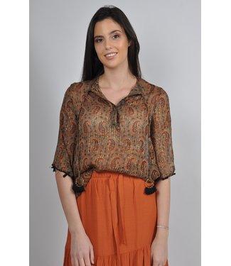 Charlie Jo Dames-blouse Charlie Jo