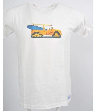 Bask in the sun Heren-T-shirt Bask in the sun