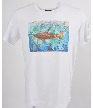 Paul & Shark Heren-T-shirt Paul & Shark