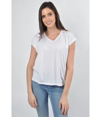 Anonym Dames-t-shirt Anonym