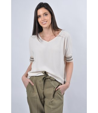Antonelli Firenze Dames-blouse Antonelli Firenze