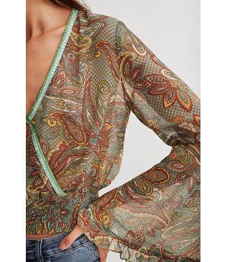 Nekane Dames-blouse Nekane