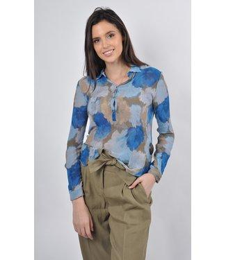 Her Shirt Dames-blouse Her Shirt