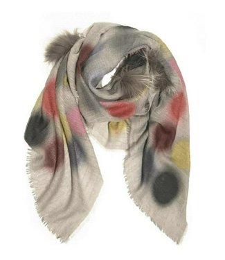 Mala Alisha Dames-sjaal Mala Alisha