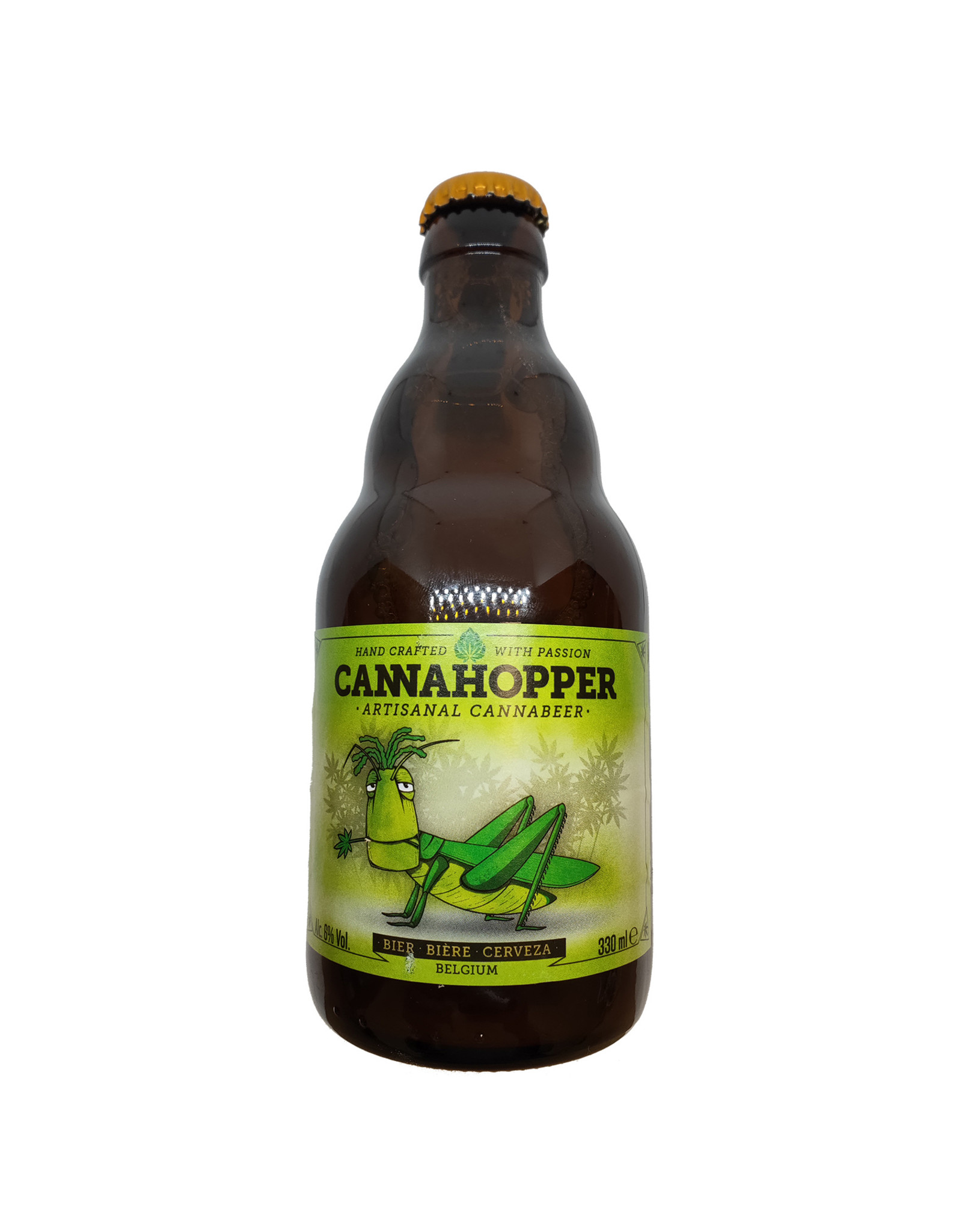 Cannahopper Bier