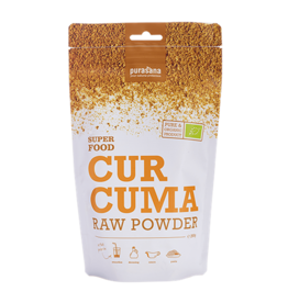 Purasana Curcuma Raw powder