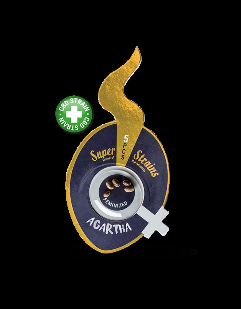 Superstrains: Agartha (CBD)