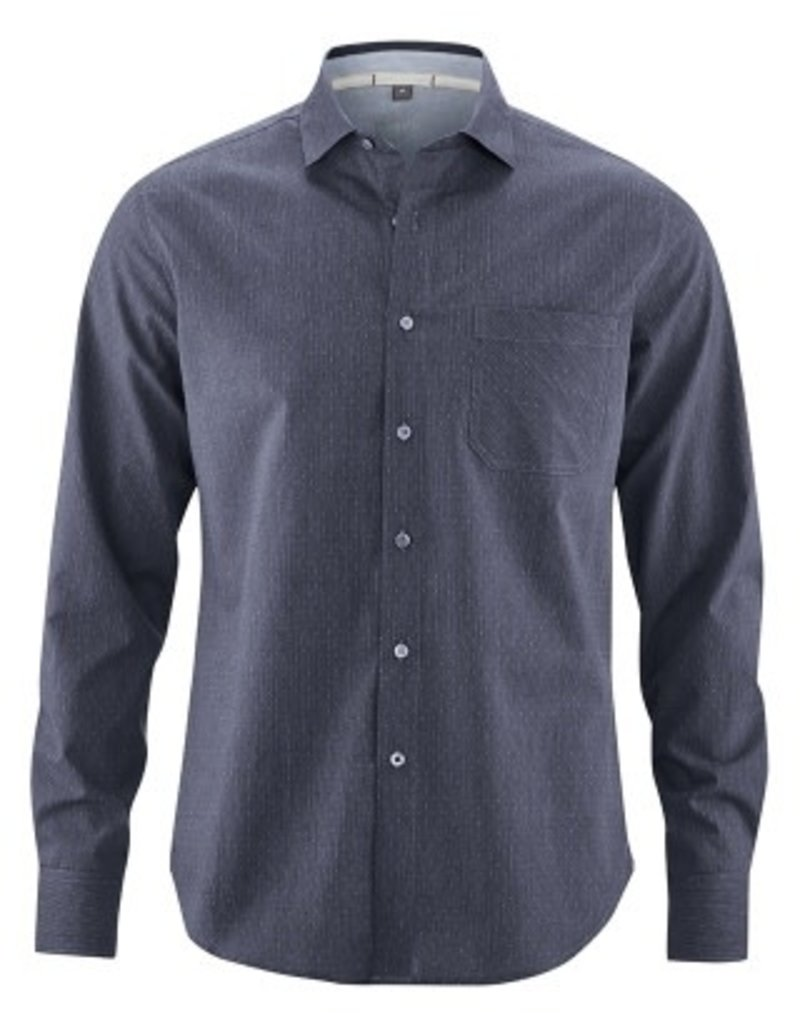 HempAge Spotted Business Shirt