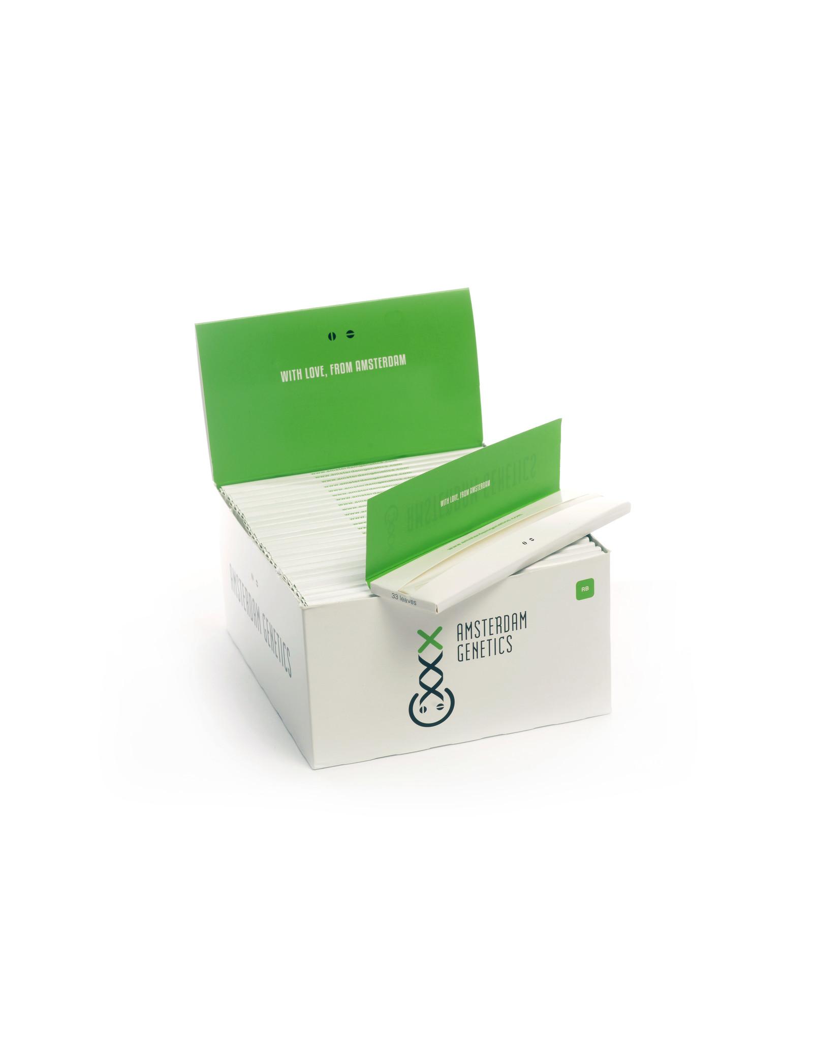 Box Papers King Size Amsterdam Genetics