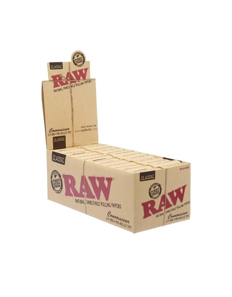 RAW Box Papers & Filter Tips RAW Classic