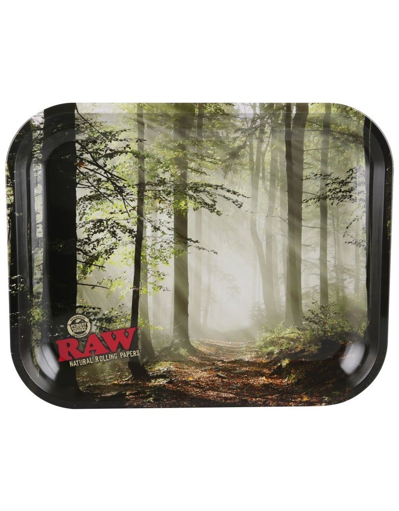 RAW RAW Forest Rolling Tray