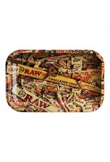 RAW RAW Mixed Products Rolling Tray