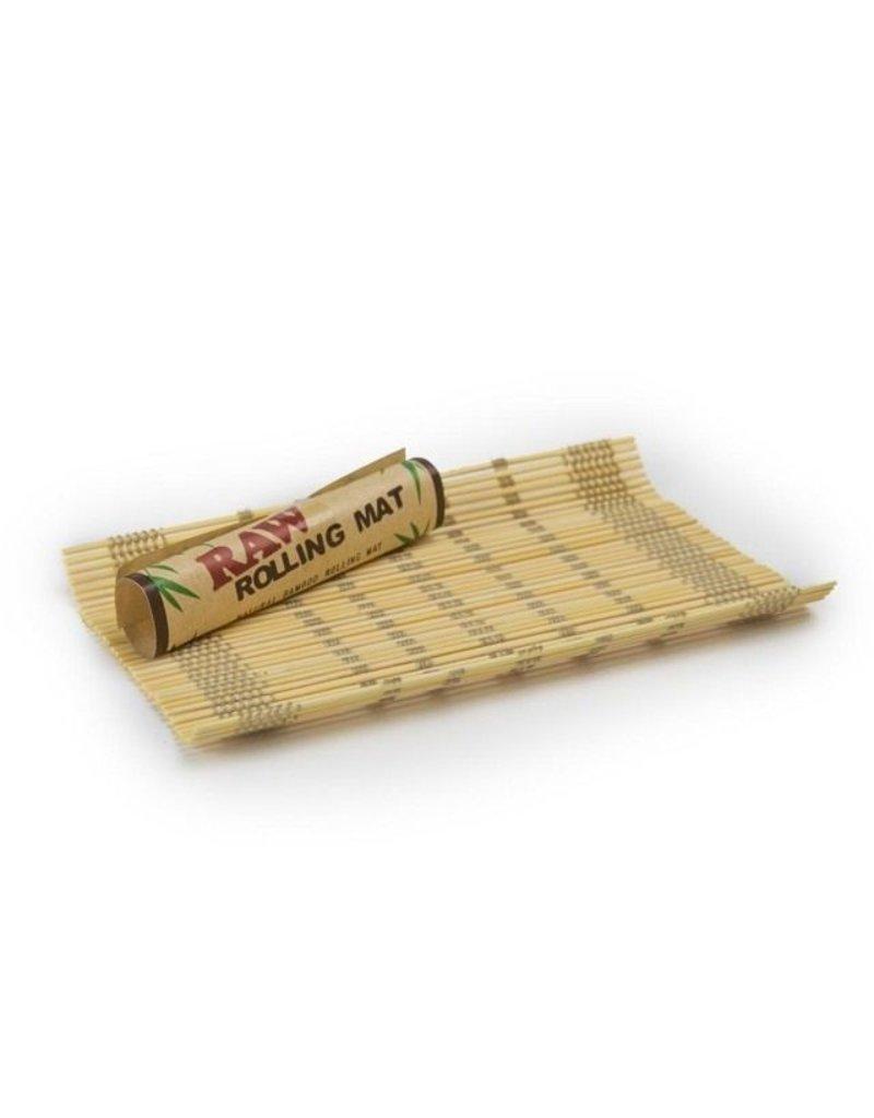RAW RAW Rolling Mat Bamboo