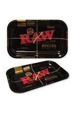 RAW RAW Black Rolling Tray