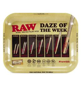 RAW RAW Daze Of The Week Rolling Tray