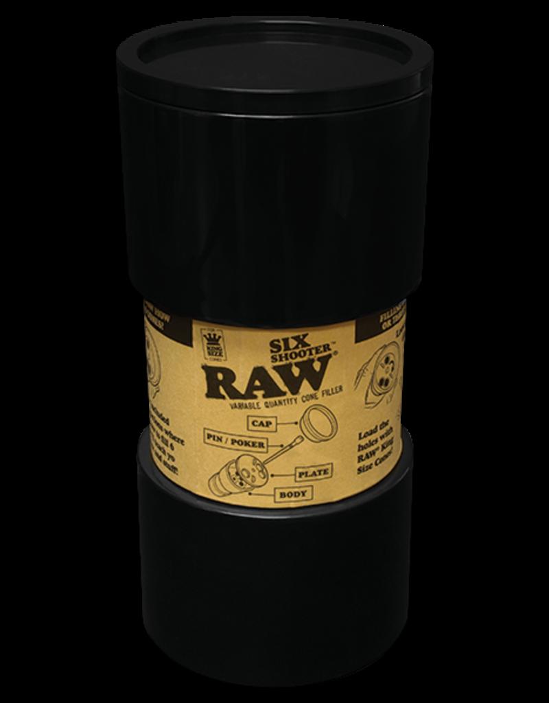 Raw Six Shooter