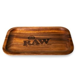 RAW RAW Rolling Tray Wood